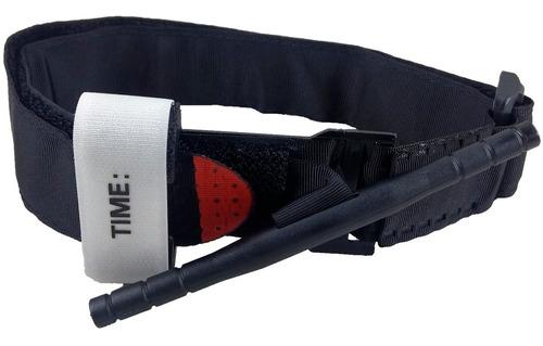 torniquete tático militar 63x4cm para estancamento original