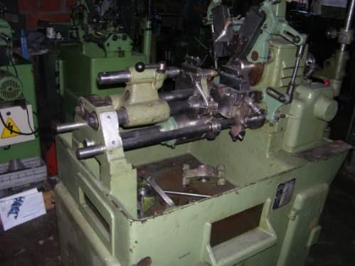 torno automatico  camporesi traub bihusill 254260 reparacion