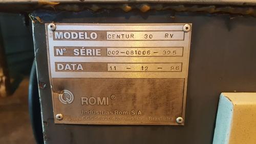 torno cnc romi centur 30 rv