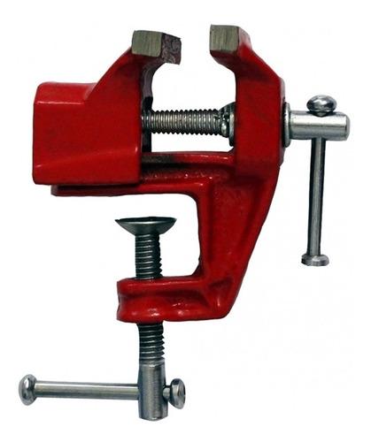 torno de bancada aço base fixa mini 40mm profissional