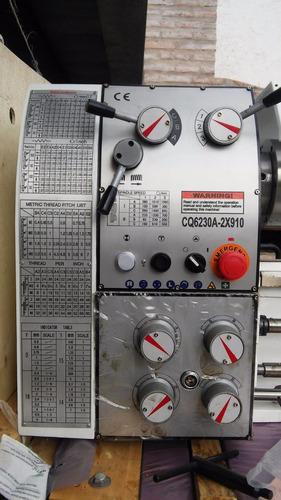 torno mecánico 91cm entre punto semi-norton iva incl