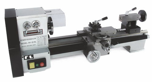 torno mecanico para metales 500mm kld