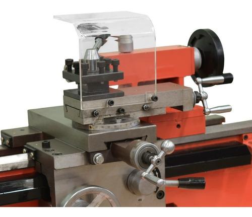torno mecánico paralelo 520 mm 3/4 hp omaha
