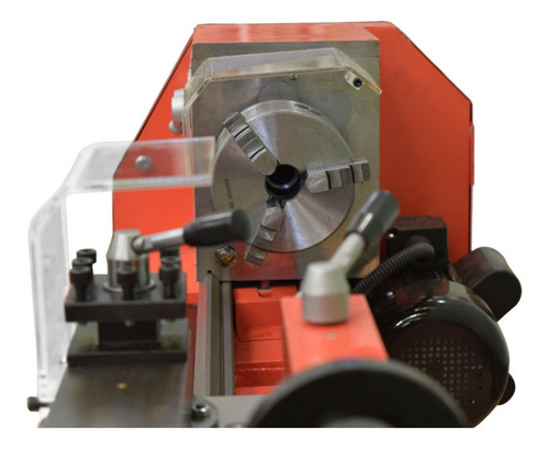 torno mecanico paralelo para metales 520 mm motor 3/4 hp