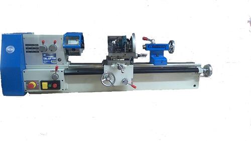 torno mecanico paralelo tbl700 700mm  lusqtoff promecon