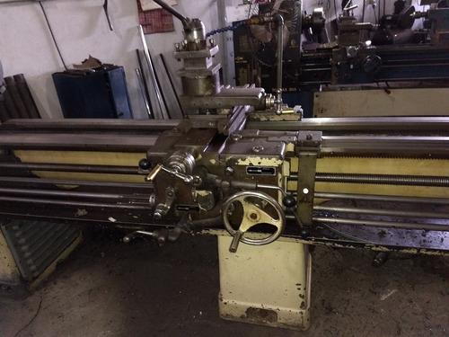 torno mecânico imor modelo mvn 600 mmx 3000 mm usado