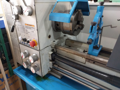 torno paralelo mecanico l1240 industrial 1 metro e/p nuevo
