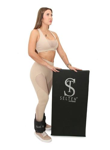 tornozeleira academia caneleira de peso 3 kg para exercicio