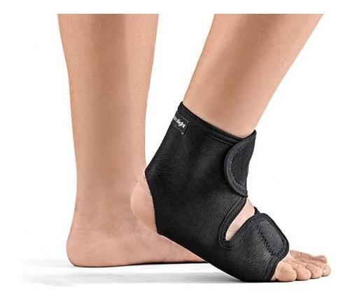 tornozeleira ajustável neoprene tamanho único