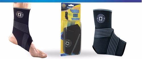 tornozeleira longa com cinta elástica de sustentação pauhers