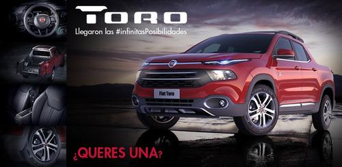 toro freedom 2.0 diesel 4x2 mt . (s)
