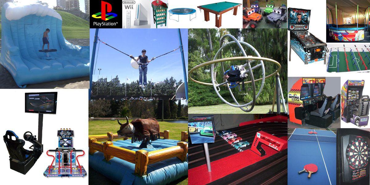 Toro mecanico alquiler juegos para eventos realidad virtual en mercado libre - Alquiler casa para eventos ...