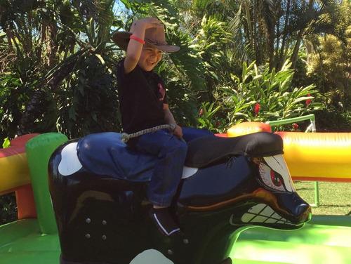 toro mecanico inflables maquina granizadora y golosinas