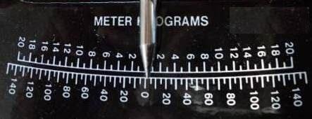 torquimetro profesional de aguja con encastre 1/2 y 3/8
