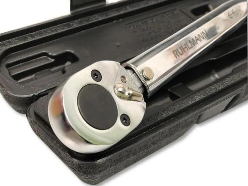 torquimetro safe 1/2 profesional 2,9 - 21 kg. ruhlmann