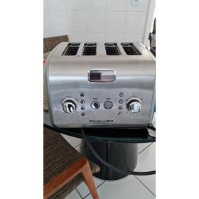 Torradeira Kitchen Aid 4 Fatias Zerada Automatica