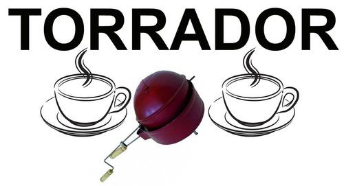 torrador cafe bola nº02 kit com 02 pçs