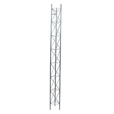 torre arriostrada 51 metros kit completo telecomunicaciones