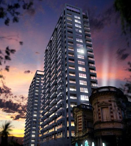 torre cardón - tigre centro - 4 ambientes vista al rio con amenities