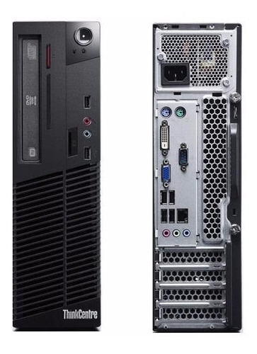 torre computadora pc equipo intel core 2 duo 160gb windows 7