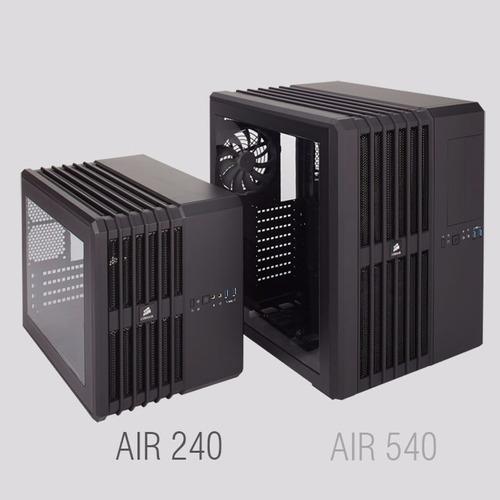torre - corsair air 240 - formato micro atx