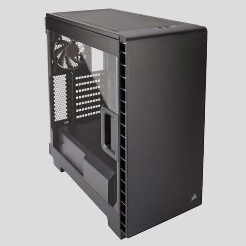torre - corsair clear 400c - formato atx - recomendado