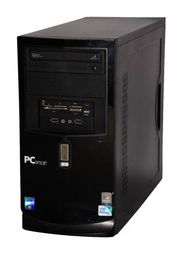 torre cpu dual-core 4gb ram 500 gb de almacenamiento