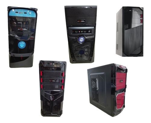 torre cpu gamer core i7 8700 gtx1650 1tb 8gb pc wifi gratis