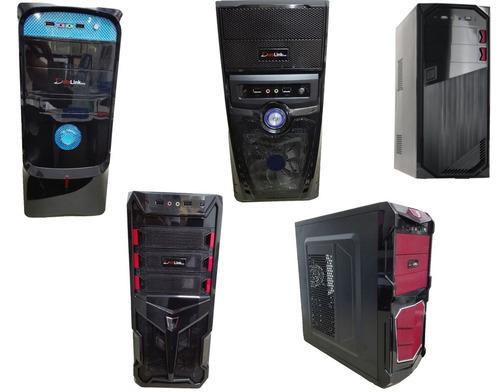 torre cpu gamer fx 4300 gtx1050 1tb ram 8gb pc juego gratis
