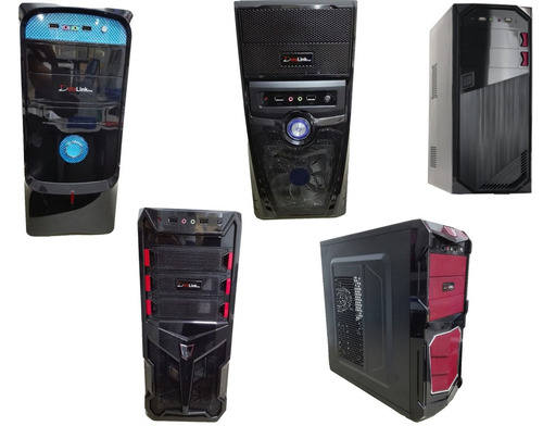 torre cpu gamer i7 7700 gt 1030 1tb ddr4 8gb pc cyberlunes