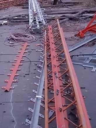 torre de antena fm