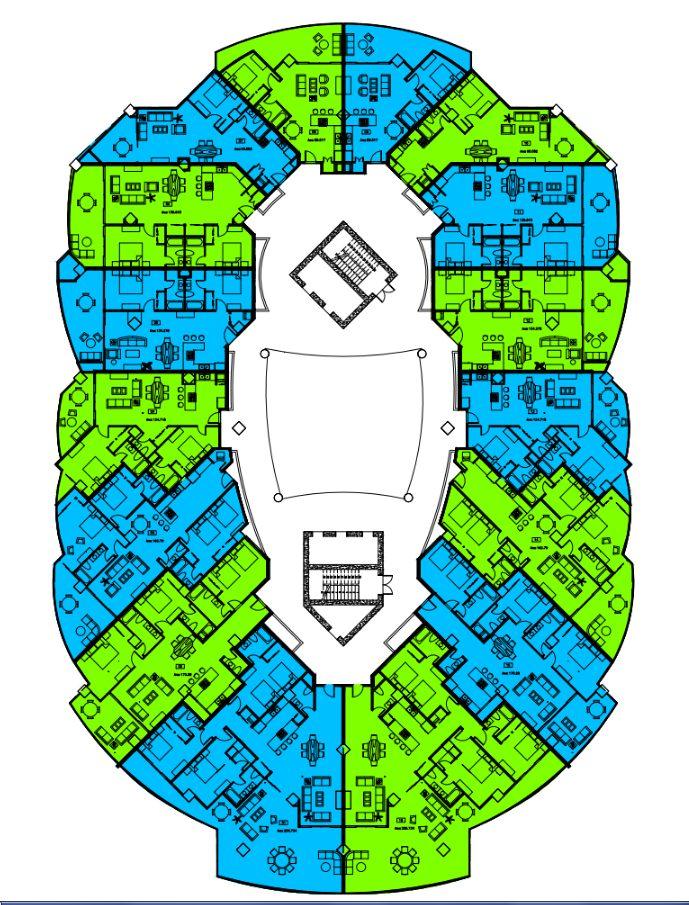 torre de apartamentos en juan dolio wpa71