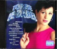 torre de babel cd