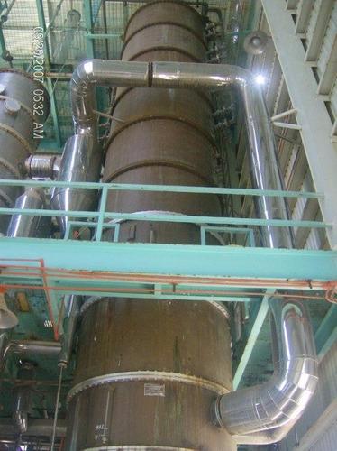 torre de destilacion