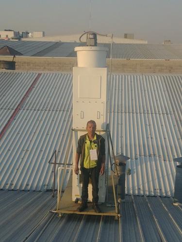 torre de enfriamiento para chiller de 3 a 5 tr