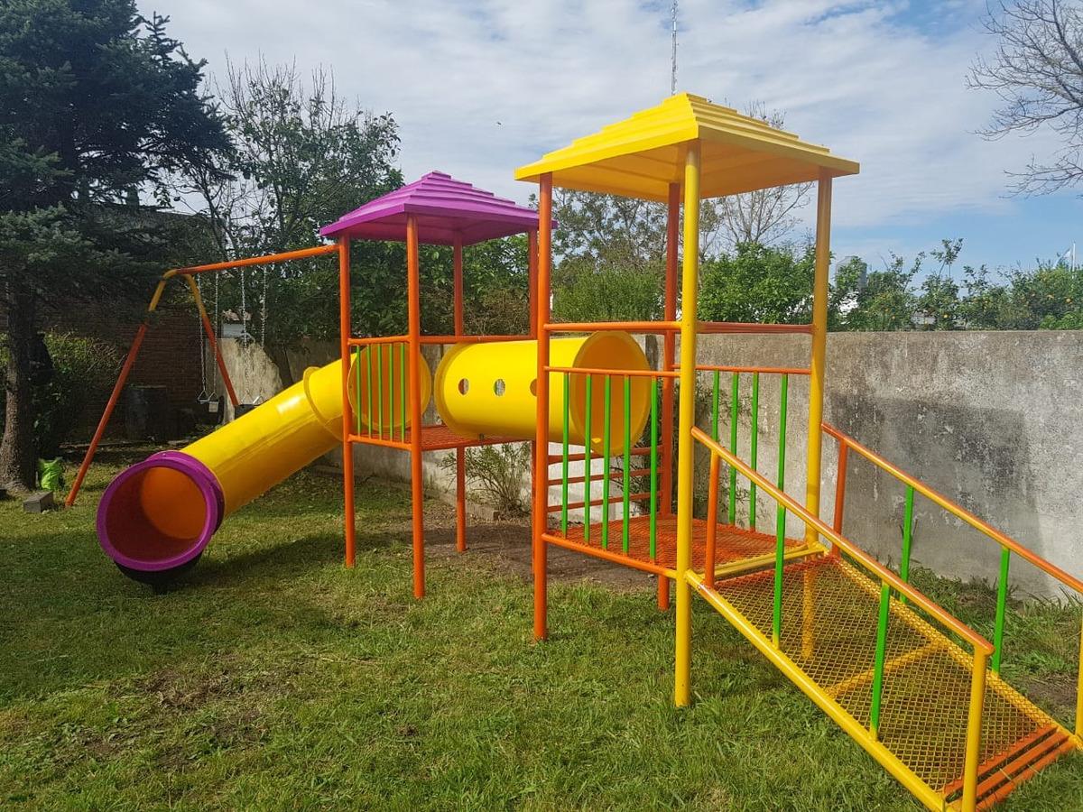 Torre De Juegos Para Niños Country Jardin De Infantes - $ 189.900,00 ...