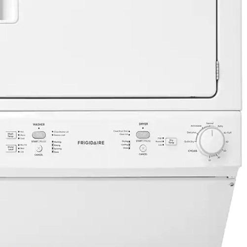 torre de lavado a gas electrolux ffle3900uw blanca 16kg