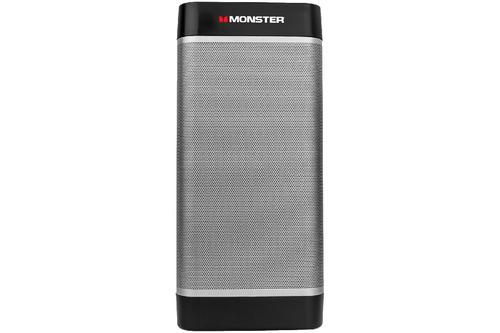 torre de música monster 20 vatios altavoz inalámbrico