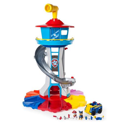 torre de vigilância patrulha canina - my size lookout tower