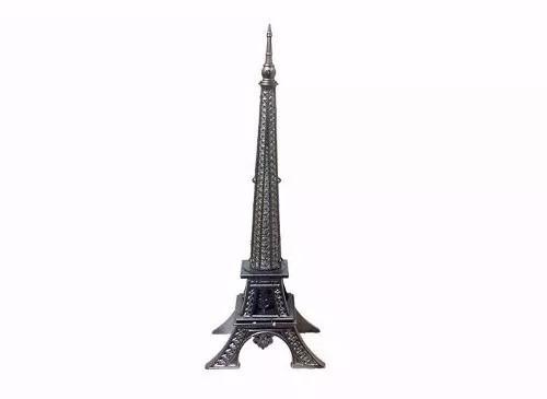 torre eiffel espada decorativa adaga punhal com suporte