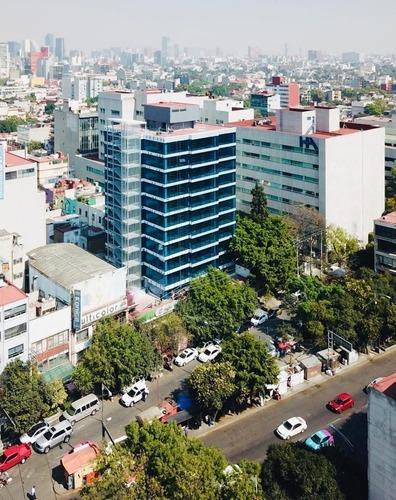 torre en oficinas corporativas en colonia roma sur. insurgentes sur