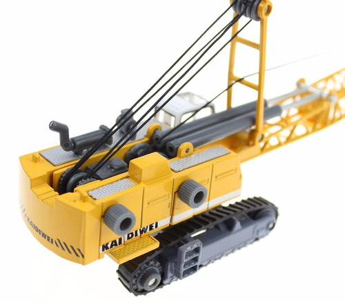 torre excavadora de cable modelo hugine 1:87 - importados