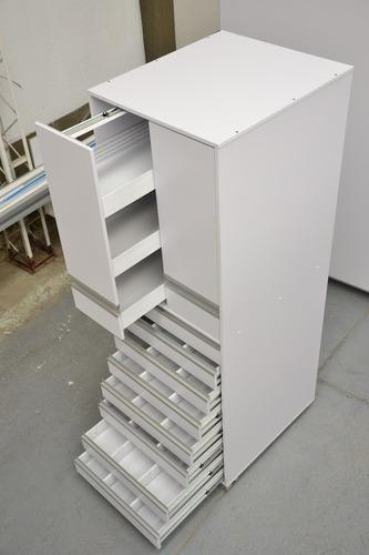 torre gavetera para medicamentos