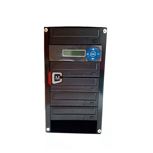 torre grabadora duplicadora dvd cd athena 3 + 1 sata lg sony