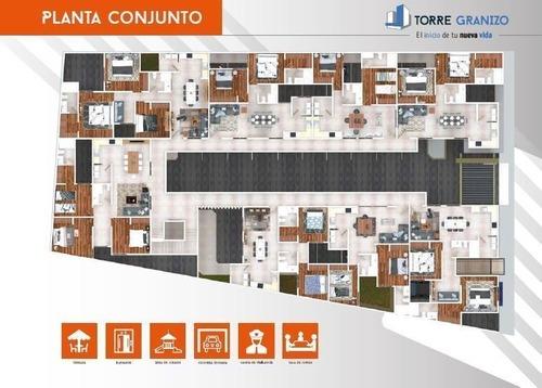 torre granizo: departamentos en venta lomas | tipo 3