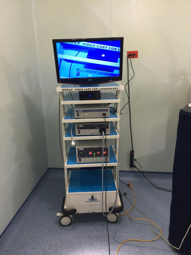 torre laparoscópica storz