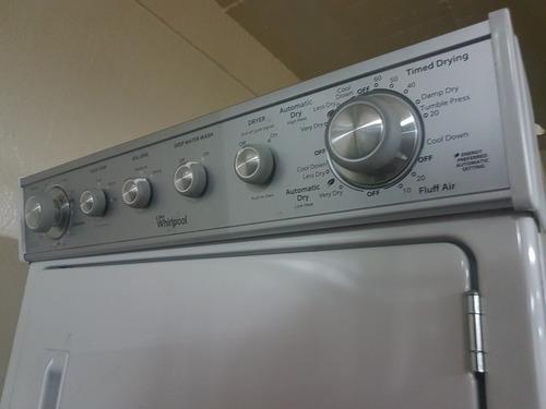 torre lavadora secadora a gas 20kg