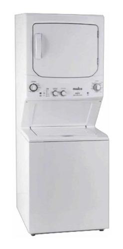 torre lavadora secadora mabe 2 en 1 - gas - 5 meses de uso