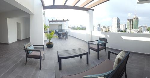 torre m45, vista, apartamento de lujo con amenidades