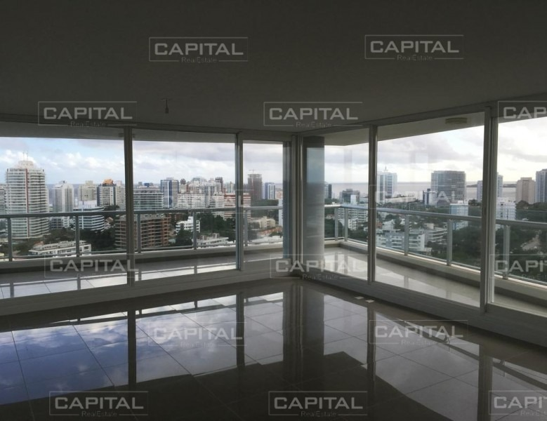 torre one 4 suites apartamento en venta punta del este-ref:26048